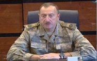 """Ali Baş Komandandan Ordumuzun DÜŞMƏNLƏRİNƏ mesaj: """"V kalon…"""""""