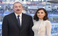 """Prezident və birinci xanım """"Yanardağ""""ın açılışında"""