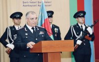 General Əli Nağıyev birinci dəfə müəllim işləyib (RƏSMİ DOSYE)