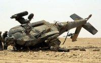 Bakıda helikopter qəzaya uğradı — Pilot yaralanıb