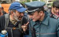 Ermənistan polisinin rəisi Paşinyanla mübahisədən sonra istefa verdi