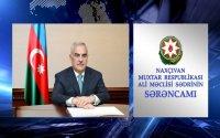 Vasif Talıbov da parlamenti buraxdı — SƏRƏNCAM