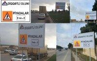 Azərbaycan polisindən YENİLİK - Piyadavurmaların qarşısı belə alınacaq