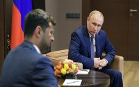 Putin-Zelenski dostluğu güclənir - Yenə görüşəcəklər