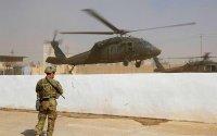 60-dan çox hərbi maşın ABŞ-ın Suriyadakı bazasına gəldi