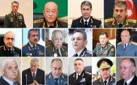 Azərbaycanda general-polkovniklərin sayı artdı – TAM SİYAHI