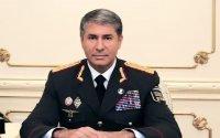 Vilayət Eyvazov polis rəisini təqaüdə göndərdi
