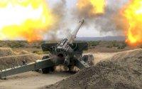Ermənistan silahlı bölmələri Tovuzun Dondar Quşçu kəndini artilleriya atəşinə tutub