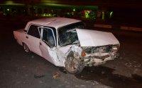 Qobuda market işçilərini daşıyan maşın qəzaya uğradı - 2 ölü