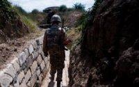Düşmənin dağın altında yerləşən bunkeri, labirintə bənzər tunelləri...