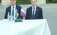 Gəncə RİH-in Rusiya bayrağı şousu: Zabelin nə vaxtdan Duma deputatıdır?