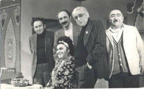 """Dostu beş arvadı olan xalq artistinin sirrini açdı: """"Qadınlar ölürdü ondan ötrü"""""""