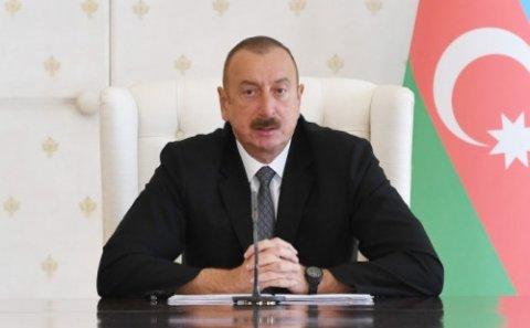 Prezident Günnüt zəfərindən danışdı: