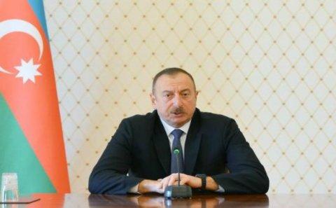 Prezident hüquq–mühafizə orqanlarının rəhbərlərini topladı