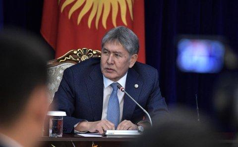 Atambayevin ən yaxın adamları həbs olunub