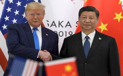 Donald Tramp Çin prezidentinə görüşməyi təklif edib