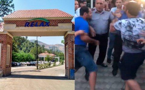 """""""Relax"""" istirahət mərkəzindəki qalmaqalla bağlı RƏSMİ MƏLUMAT"""