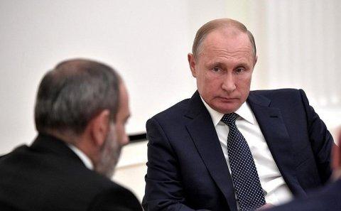 Paşinyan Putini 11 milyonluq ordu ilə HƏDƏLƏDİ