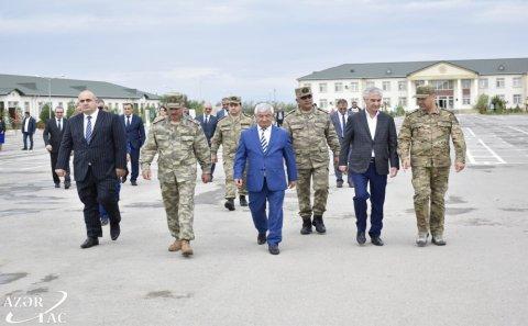 Azərbaycan ordusu qarşıya qoyulan istənilən hərbi vəzifəni yerinə yetirməyə hazırdır – VİDEO