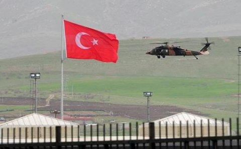 Terrorçulara məxsus 181 sığınacaq türk ordusu tərəfindən məhv edilib – Türkiyə Müdafiə Nazirliyi
