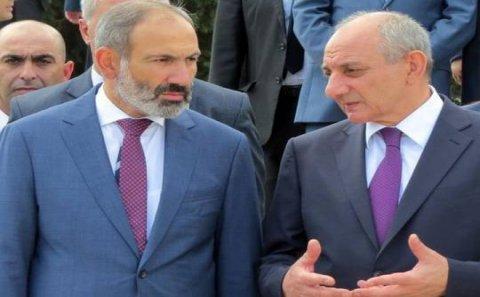 """Ermənistanın baş naziri Bako Saakyanı """"marzpet"""" adlandırdı?.."""