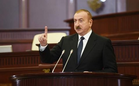 İlham Əliyev bir illik əməkhaqqını Koronavirusla Mübarizəyə Dəstək Fonduna ianə edib
