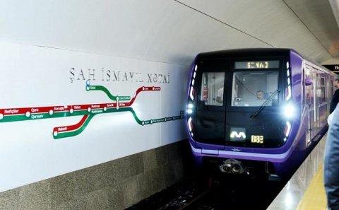 Bakıda metronun fəaliyyəti məhdudlaşdırıldı