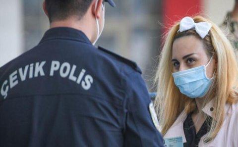 Maska taxmamağa görə cərimələr artırıldı - MƏBLƏĞLƏR