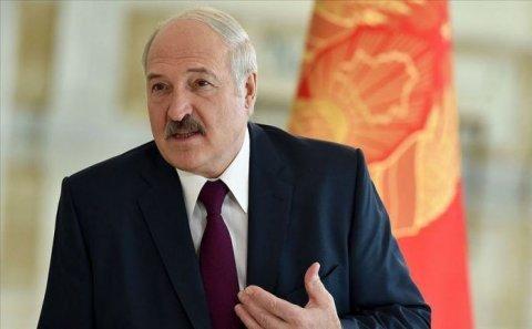 Lukaşenko koronavirusla bağlı qorxularından danışdı: