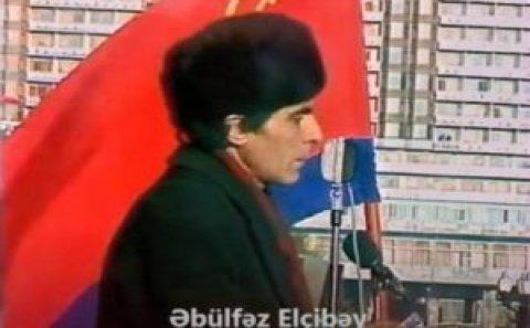 Elçibəyin Meydan çıxışı: Tarixi arxiv ilk dəfə – VİDEO
