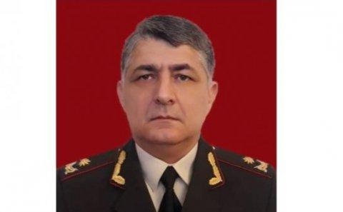 Generaldan hökumətə TƏKLİF: