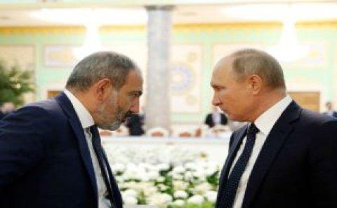 Paşinyan silah alverində Putinə necə atıb? – SENSASİON FAKTLAR