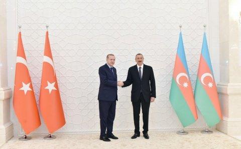 Azərbaycan Prezidenti Rəcəb Tayyib Ərdoğana məktub göndərib