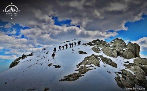 """Ermənilər Qırxqız dağının  """"Artsax """"ordusu""""nun nəzarətində olduğunu iddia etdi...-FOTO"""