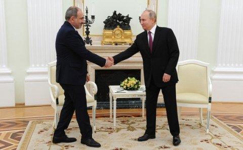 """Putinin əsas hədəfi: """"Zəngəzur məsələsi Rusiya liderinin masasında..."""""""