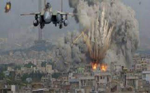 Rus qırıcılar havada: 200 nəfər öldürüldü - Bölgədə gərginlik