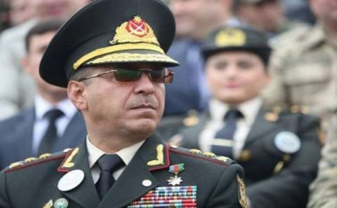 Həbsdə olan generaldan XƏBƏR VAR