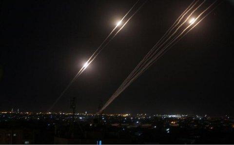 Fələstin İsraili bu raketlərlə vurub: