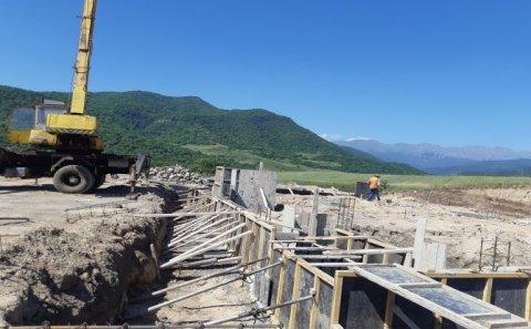 Xocalının kəndində ermənilər üçün 211 yeni evin tikintisi davam edir...-FOTOLAR