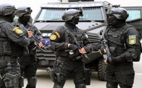 Polisdən ƏMƏLİYYAT - SAXLANILANLAR VAR (FOTO)