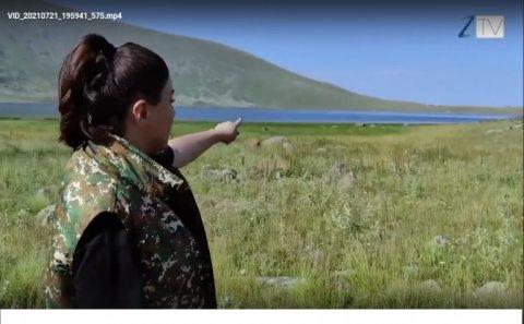 """""""Qaragöl ətrafının 90-95% -nə Azərbaycan ordusu nəzarət edir""""-"""