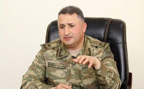 General Hikmət Həsənov vəzifəsindən azad edildi