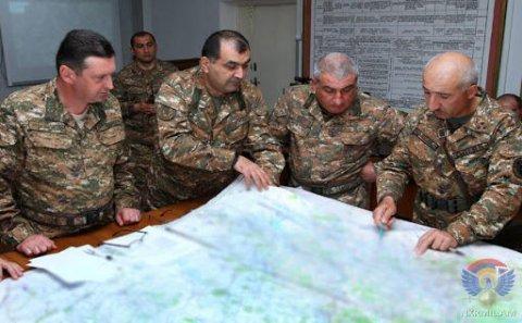 Azərbaycan XTQ-si yaxınlaşır, Arutyunyan komanda verir...