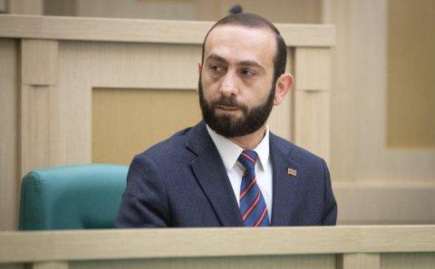 """Erməni nazirdən şok addım: """"Lavrovun iştirak etdiyi görüşdə…"""""""