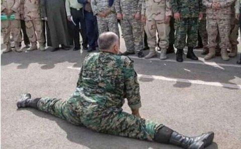 """İranın """"Arazboyu"""" rəqsi və ermənilərin sevinci"""