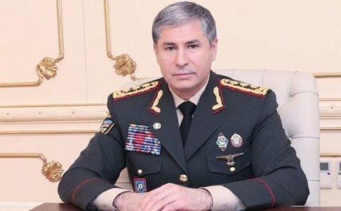 Nazir polis polkovnikini təqaüdə göndərdi - FOTO
