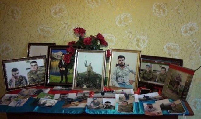 """Şəhid Zabil Azadlı: """"Mən kəndimizin ilk və son şəhidi olacağam"""""""