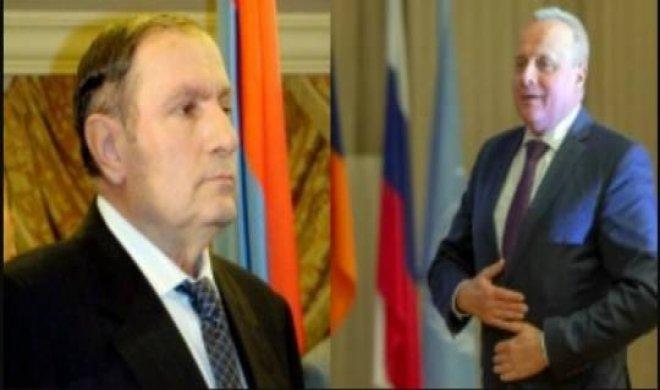 Rusiya səfiri yenə Ter-Petrosyanın şəxsi malikanəsinə getdi...  - Saat yarımlıq müzakirə?..