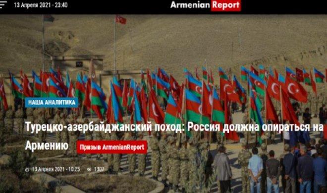 """Erməni jurnalist: """"İlham Əliyev Rusiyaya meydan oxudu"""""""